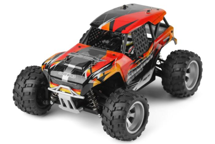 WLtoys 18405 rc car,Truck rock crawler racing buggy,Wltoys 18405 High speed 1:18 Full-scale rc racing car