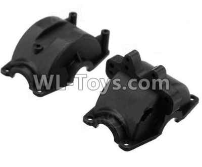 Wltoys 18405 Upper and Bottom gear box cover-A949-12,Wltoys 18405 Parts