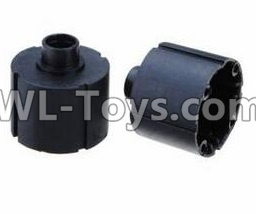 Wltoys 18405 Car Differential Case(2pcs)-A949-13,Wltoys 18405 Parts