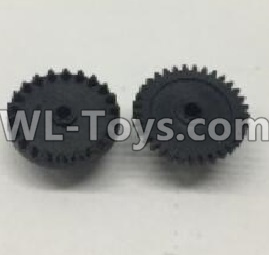Wltoys 18405 The first and The second level gear Parts(Total 2pcs)-0905,Wltoys 18405 Parts