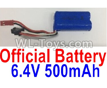 Wltoys 18405 Battery Parts-6.4V 500mAh Battery Parts(1pcs)-0914,Wltoys 18405 Parts