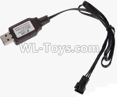 Wltoys 18405 USB Charger wire(1pcs)-0925,Wltoys 18405 Parts