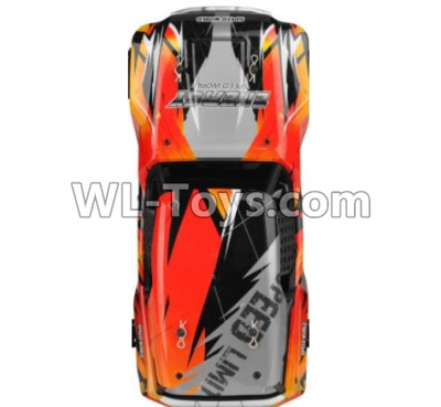 Wltoys 18405 0936 RC Truck shell,rc Car shell,rc car canopy,Wltoys 18405 Parts