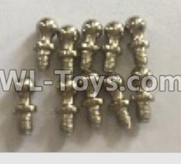 Wltoys 18405 K929-14 Ball head screws Parts(4X9.4)-10pcs,Wltoys 18405 Parts