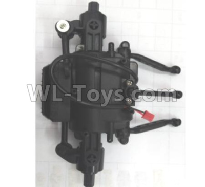Wltoys 18628 Front drive gearBox Parts assembly-0668,Wltoys 18628 Parts