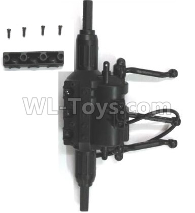 Wltoys 18628 Middle drive gearBox Parts assembly-0673,Wltoys 18628 Parts
