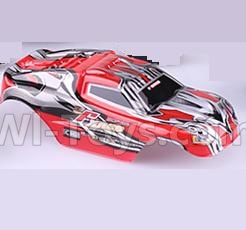 Wltoys 2019 Body Shell Cover Parts,Car Canopy(1pcs)-Red Parts,Wltoys 2019 Parts