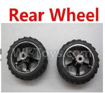 Wltoys 2019 Rear Wheel Parts-(2pcs),Wltoys 2019 Parts