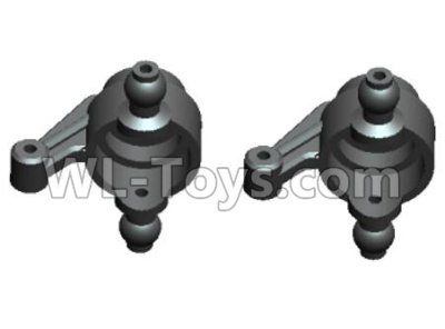 Wltoys 20409 Front Steering Cup Parts(2pcs)-0610,Wltoys 20409 Parts