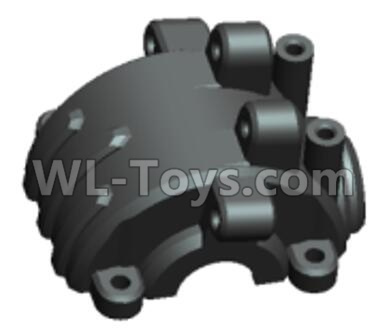 Wltoys 20409 Upper cover for the Front gearbox-0614,Wltoys 20409 Parts