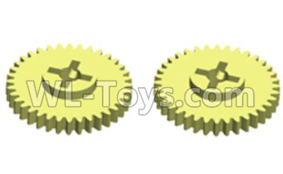 Wltoys 20402 Reduction gear(2pcs)-0619,Wltoys 20402 Parts