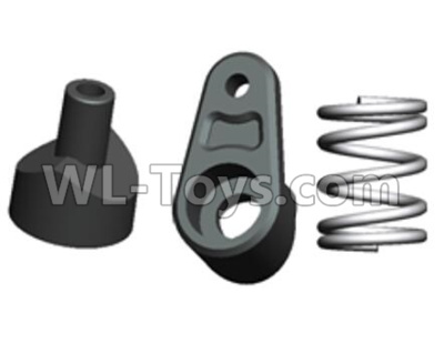 Wltoys 20409 Servo Swing Arm Parts unit A-0624,Wltoys 20409 Parts