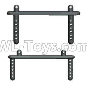Wltoys 20402 Big foot Car shell column(2pcs)-Can only be used For 20402-0628,Wltoys 20402 Parts