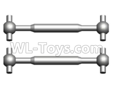 Wltoys 20409 Dog Bone(2pcs)-0648,Wltoys 20409 Parts