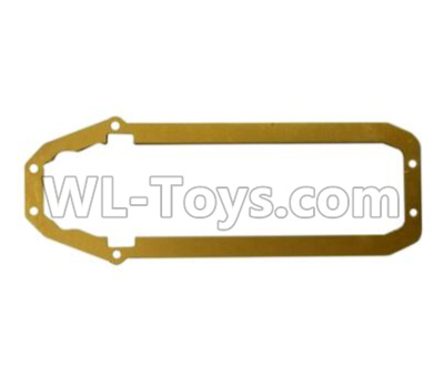Wltoys 20402 Body cover aluminum sheet assembly-0651,Wltoys 20402 Parts