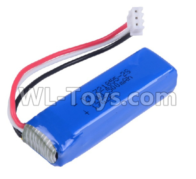 Wltoys 20409 Battery Parts-7.4V 500mah Battery Parts(1pcs)-0658,Wltoys 20409 Parts