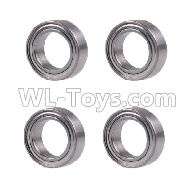 Wltoys 20402 Ball Bearing Parts(4pcs)-4X8X2mm-A202-23,Wltoys 20402 Parts