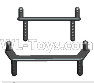 Wltoys 20409 0630 Racing Car shell column(2pcs)-Can only be used For 20409,Wltoys 20409 Parts
