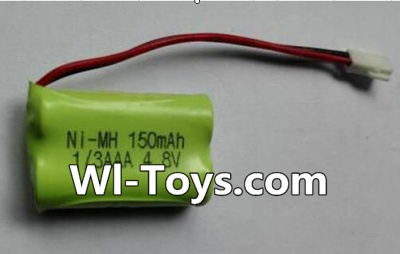 Wltoys 24438 Battery Parts-NiMH 4.8V 150mAh rechargeable battery,Wltoys 24438 Parts