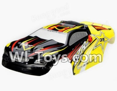 Wltoys A222 Body Shell Cover Parts,Car Canopy,Car shell cover(Can be used for A202 A212 A222)