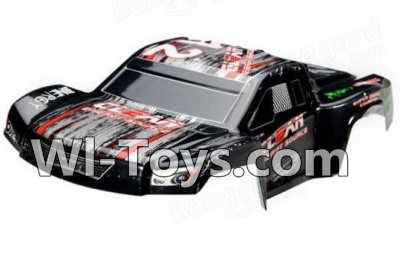 Wltoys A232 Body Shell Cover Parts,Car Canopy,Car shell cover(Can be used for A202 A212 A222)