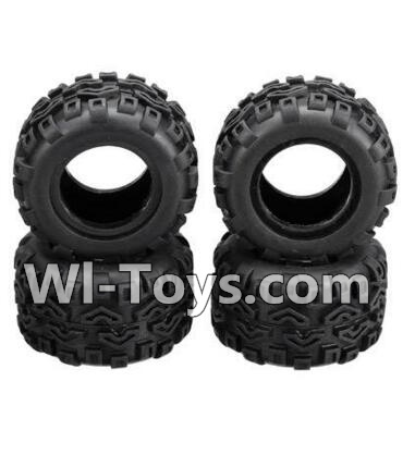 Wltoys A212 Tire leather(4pcs),Wltoys A202 A212 A222 Parts