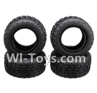 Wltoys A222 Tire leather(4pcs),Wltoys A202 A212 A222 Parts