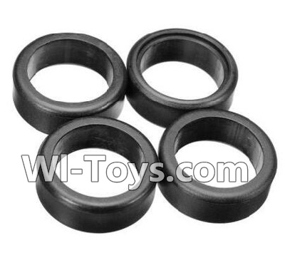 Wltoys A252 Tire leather(4pcs),Wltoys A202 A212 A222 Parts