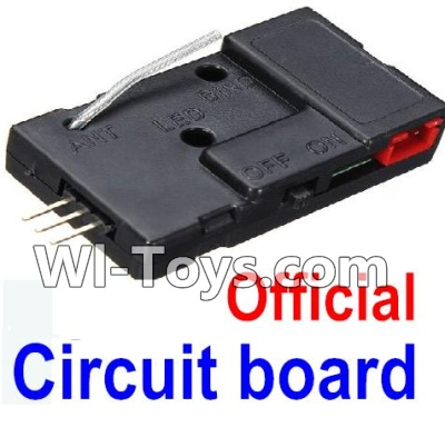 Wltoys A202 A212 A222 Official Receiver board,Circuit board,Wltoys A202 A212 A222 Parts
