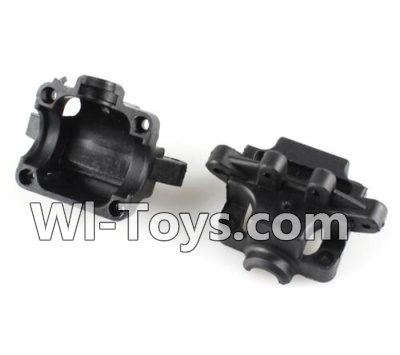 Wltoys A202 A212 A222 Upper Gear box cover(2pcs),Wltoys A202 A212 A222 Parts