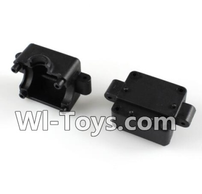 Wltoys A202 A212 A222 Bottom Gear box cover(2pcs),Wltoys A202 A212 A222 Parts