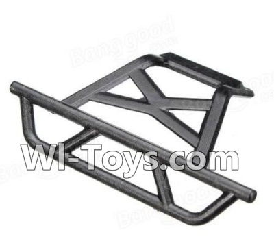 Wltoys A202 A212 A222 Rear Anti-Crash Frame,Rear BumperRear Bumper,Wltoys A202 A212 A222 Parts