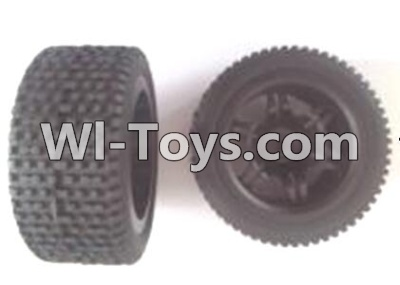 Wltoys A303 Rear wheel unit(2pcs),Wltoys A303 Parts,Wltoys A303 RC Car Parts