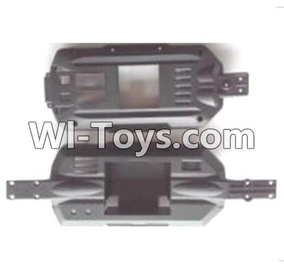 Wltoys A303 Car bottom frame unit,Wltoys A303 Parts,Wltoys A303 RC Car Parts