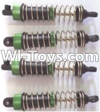 Wltoys A303 Upgrade Metal Shock absorber assembly(4pcs)-Short,Wltoys A303 Parts,Wltoys A303 RC Car Parts
