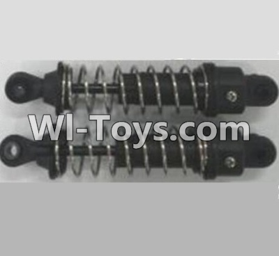Wltoys A303 Plastic Shock absorber assembly(2pcs)-Short,Wltoys A303 Parts,Wltoys A303 RC Car Parts