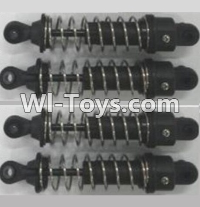 Wltoys A303 Plastic Shock absorber assembly(4pcs)-Short,Wltoys A303 Parts,Wltoys A303 RC Car Parts