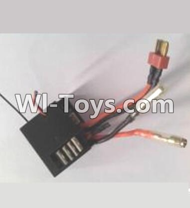 Wltoys A303 Three-in-one Receiver board,Circuit board,Wltoys A303 Parts,Wltoys A303 RC Car Parts