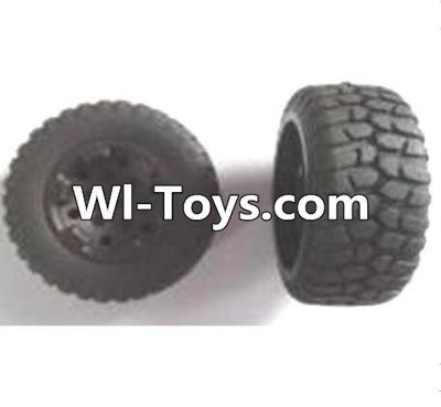 Wltoys A313 Rear wheel unit Parts-2pcs,Wltoys A313 Parts