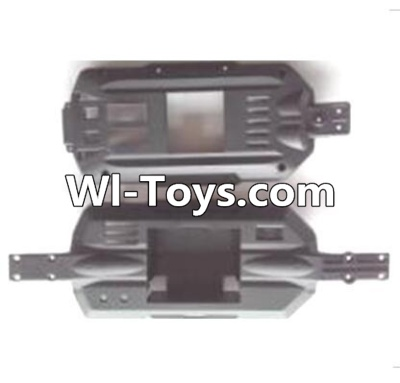 Wltoys A313 Car bottom frame unit Parts,Wltoys A313 Parts