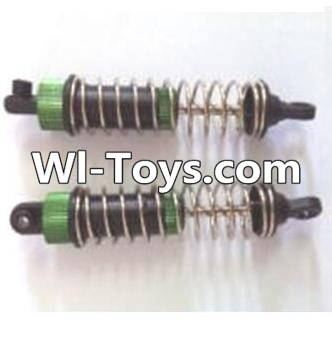 Wltoys A313 Upgrade Metal Shock absorber assembly Parts-(2pcs)-Short,Wltoys A313 Parts