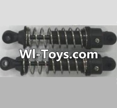 Wltoys A313 Spare Parts- Shock absorber assembly Parts-(2pcs)-Short,Wltoys A313 Parts