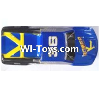 Wltoys A323 Body Shell cover parts-Blue Parts,Wltoys A323 Parts