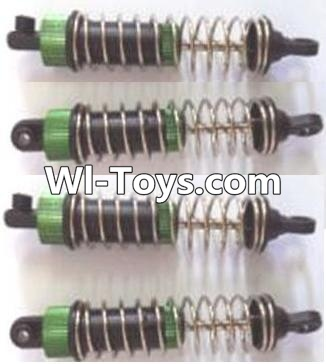 Wltoys A323 Upgrade Metal Shock absorber assembly Parts-(4pcs)-Short,Wltoys A323 Parts