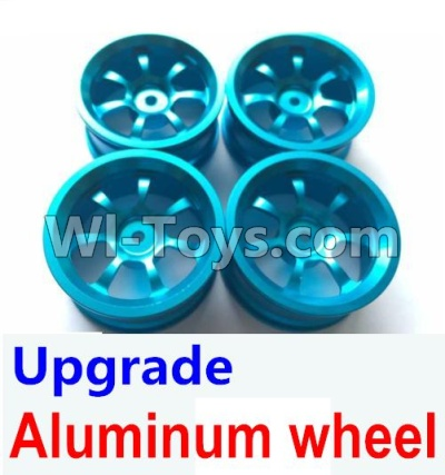 Wltoys A959B A959-B Upgrade Aluminum wheel(4pcs-Not include the Tire leather),Wltoys A959B A959-B Parts