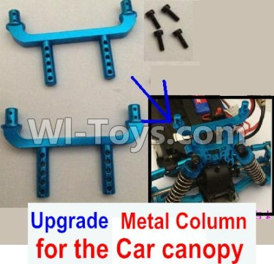 Wltoys A959B A959-B Upgrade Metal Column for the Car canopy(2pcs),Wltoys A959B A959-B Parts
