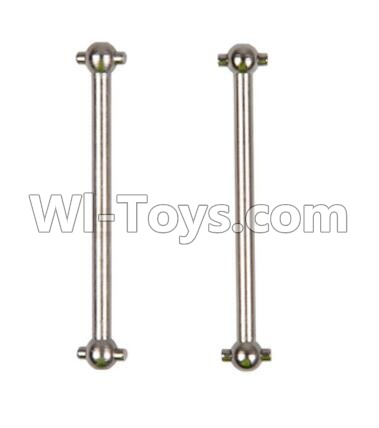 Wltoys A959-B-07 Parts-Transmission Shaft,Drive Shaft(2pcs)-5.3X50.8 Parts,Wltoys A959B A959-B Parts