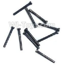 Wltoys A959-B-10 Parts-Round stepped screws-M2X17.5X10(10PCS),Wltoys A959B A959-B Parts