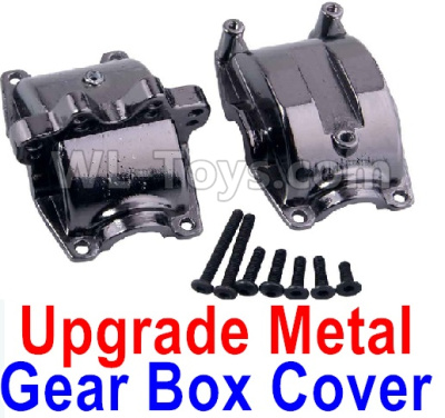 Wltoys K929-B Upgrade Metal Gear box cover,Wltoys K929-B Parts