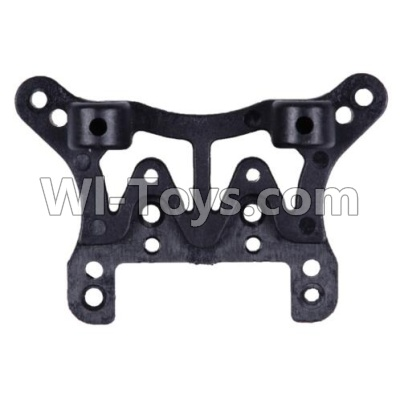 Wltoys A959B A959-B Front or Rear shockproof board,Shock Absorbers board Parts-Official Plastic,Wltoys A959B A959-B Parts